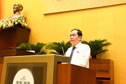 Quán triệt thực hiện Chương trình hành động của Đảng đoàn Quốc hội thực hiện Nghị quyết Đại hội XIII của Đảng