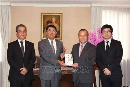 Thêm một doanh nghiệp Nhật Bản hỗ trợ cho người Việt gặp khó khăn vì dịch COVID-19