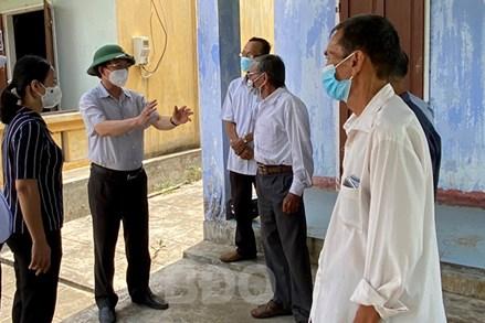 Bình Định: Phát huy vai trò của các Tổ Covid cộng đồng trong phòng, chống dịch