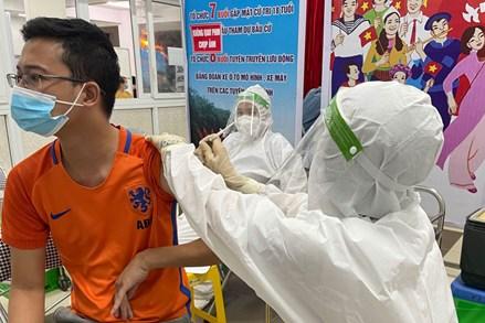 Hà Nội: Đã thực hiện trên 3,9 triệu mũi tiêm phòng Covid-19, đạt 77,1%