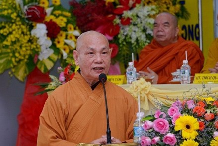Giáo hội Phật giáo Việt Nam kêu gọi hưởng ứng chương trình 'Sóng và máy tính cho em'