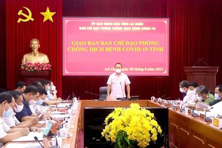 Lai Châu: Bảo vệ vững chắc thành quả phòng, chống dịch