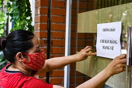 Từ 12 giờ ngày 16/9: Hà Nội cho phép mở một số cơ sở kinh doanh tại một số địa bàn