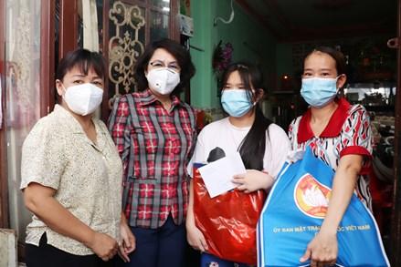 Trung thu đặc biệt của các em nhỏ mồ côi bởi đại dịch Covid-19 tại thành phố Hồ Chí Minh