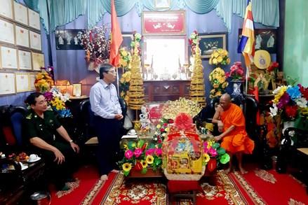 Trà Vinh: Hỗ trợ hơn 113 tấn gạo cho 377 cơ sở tôn giáo gặp khó khăn do dịch bệnh Covid-19