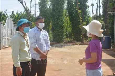 Tổ phòng, chống COVID-19 cộng đồng ở Đắk Lắk: 'Lá chắn' bảo vệ buôn làng