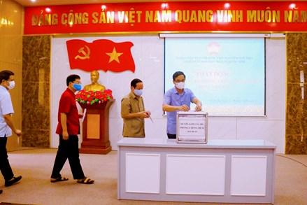 MTTQ tỉnh Phú Thọ: Tiếp tục phát động tham gia ủng hộ phòng chống dịch COVID-19