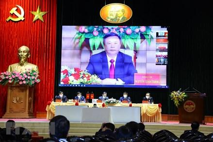 Việt Nam -Trung Quốc trao đổi kinh nghiệm về xây dựng Đảng, phát triển đất nước