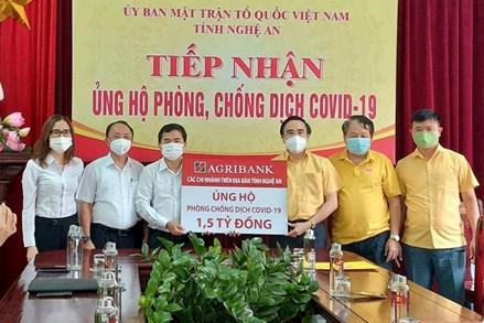 MTTQ tỉnh Nghệ An: Tiếp tục kêu gọi ủng hộ phòng, chống dịch Covid-19