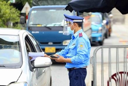 Thông tin mới nhất về yêu cầu y tế khi tham gia giao thông liên tỉnh