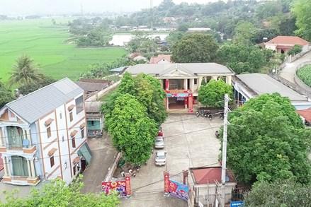 Hiệu quả giảm nghèo ở xã miền núi Khánh Thượng