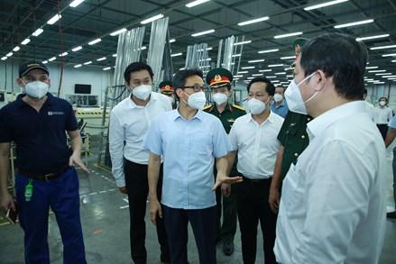 Chủ động kiểm soát dịch bệnh, phục hồi sản xuất an toàn, chắc chắn