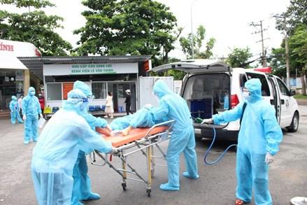 Trước ngày 15/10 nhân lực y tế hỗ trợ chống dịch sẽ rút khỏi TPHCM