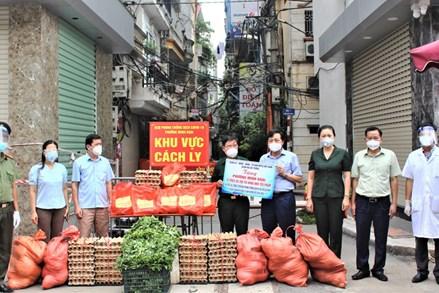 Quận Hai Bà Trưng - Hà Nội quyết tâm thực hiện thành công ''mục tiêu kép''