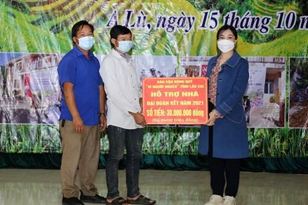 Lào Cai: Sôi nổi các hoạt động dân vận ý nghĩa tại xã A Lù, huyện Bát Xát