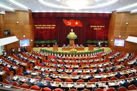 Hội nghị Trung ương 4: Tiếp tục kiên trì, kiên quyết xây dựng, chỉnh đốn Đảng