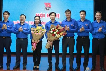 Bầu bổ sung ông Nguyễn Minh Triết và bà Nguyễn Phạm Duy Trang làm Bí thư Trung ương Đoàn