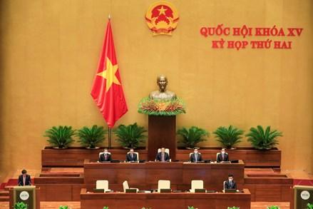 Giải quyết, trả lời kiến nghị của cử tri gửi đến Kỳ họp thứ Mười một, Quốc hội Khóa XIV