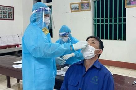 Phú Thọ: Đã phát hiện 161 ca F0 trong cộng đồng tại 23 ổ dịch trên toàn tỉnh