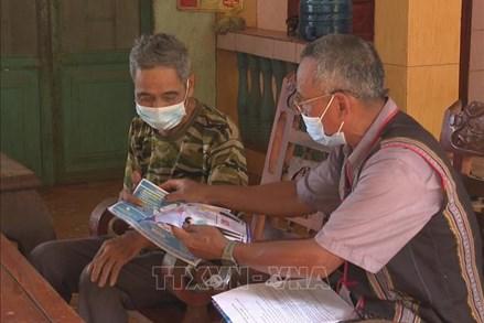 Đảng viên người dân tộc S'Tiêng gương mẫu ở vùng biên Bình Phước