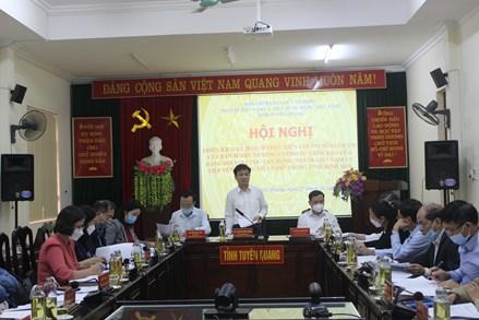 Tuyên Quang: Thúc đẩy sử dụng ngày càng nhiều hàng hóa, dịch vụ hàng Tuyên Quang và Việt Nam
