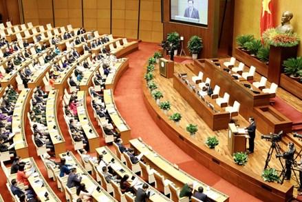 Ngày 23.10, Quốc hội thảo luận 2 dự án Luật và báo cáo công tác phòng, chống tội phạm; thi hành án; phòng chống tham nhũng