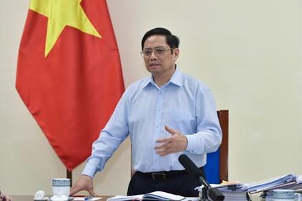 Thủ tướng yêu cầu ưu tiên phân bổ vaccine cho 3 tỉnh Sóc Trăng, Cà Mau và Phú Thọ