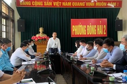Tăng cường công tác phòng chống dịch trong tình hình mới tại phường Đông Hải, quận Hải An