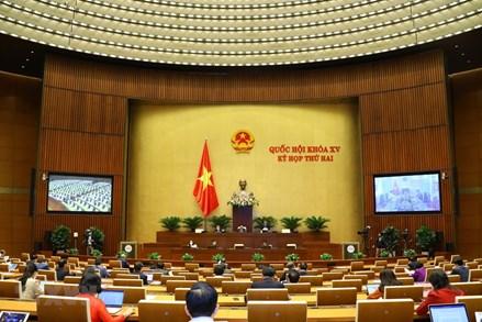 Sáng ngày 27/10: Quốc hội bàn cơ chế, chính sách đặc thù phát triển 4 tỉnh, thành phố