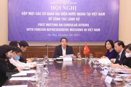 Cập nhật chính sách lãnh sự của Việt Nam trong bối cảnh COVID-19