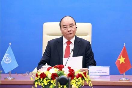Chủ tịch nước dự phiên Thảo luận mở Cấp cao trực tuyến về Hợp tác giữa LHQ và Liên minh châu Phi