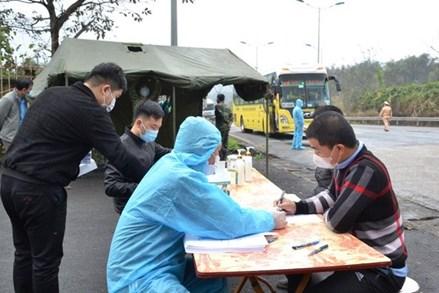 Lý do tỉnh Bắc Giang áp dụng biện pháp xét nghiệm, cách ly đối với người về từ TP Hà Nội