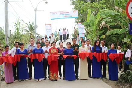 MTTQ tỉnh Kiên Giang với hoạt động Tết Quân - Dân năm 2017