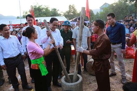 Ngày hội Đại đoàn kết ở Khu dân cư Đồng Xuân 3