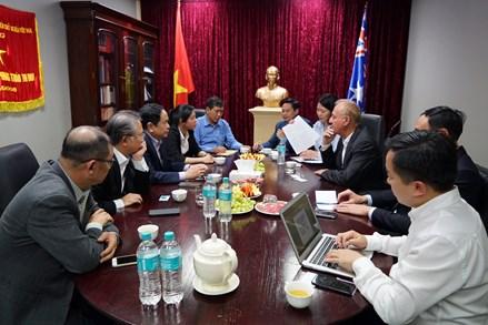 Góp phần thúc đẩy xuất khẩu thuỷ sản của Việt Nam vào Australia