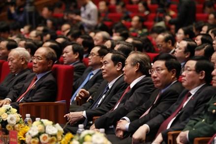 Chủ tịch Trần Thanh Mẫn dự khai mạc Đại hội Đoàn toàn quốc lần thứ XI
