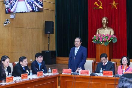 Phát huy vai trò của Mặt trận Tổ quốc và các tổ chức chính trị - xã hội trong công tác dân vận