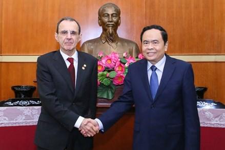Vun đắp tình hữu nghị truyền thống Việt Nam - Liên bang Nga