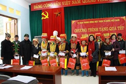 Xuân về trên bản làng huyện Cao Lộc
