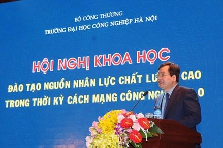 Đại học Công nghiệp Hà Nội đổi mới quản trị theo mô hình đại học điện tử