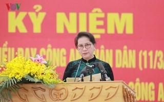 """Lực lượng Công an phải là """"thanh bảo kiếm"""" của Đảng, Nhà nước và nhân dân"""