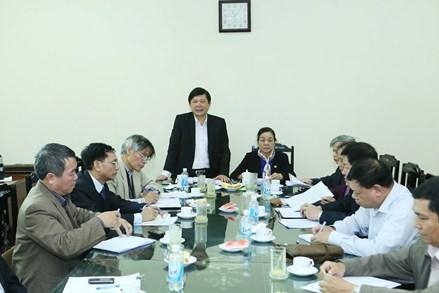Tạo sự gắn kết giữa Hội đồng tư vấn ở Trung ương và địa phương