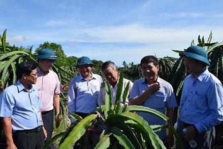 Phát huy vai trò của Mặt trận trong công tác xây dựng nông thôn mới