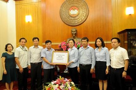 UBTƯ MTTQ Việt Nam sẽ là cầu nối của nhân dân cả nước tới đồng bào vùng lũ