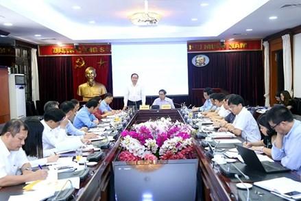 Đảng đoàn MTTQ Việt Nam làm việc với Ban Tổ chức Trung ương