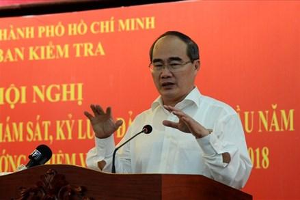 Kỷ luật hơn 200 đảng viên vi phạm ở TPHCM 6 tháng đầu năm 2018
