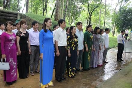 MTTQ tỉnh Tuyên Quang kỷ niệm 130 năm ngày sinh Chủ tịch Tôn Đức Thắng