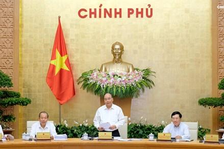 6 kiến nghị lớn của Mặt trận tại phiên họp Chính phủ thường kỳ tháng 8