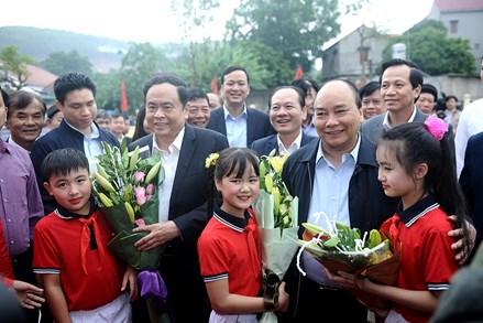 Phát huy vai trò của Ban Công tác Mặt trận trong xây dựng nông thôn mới