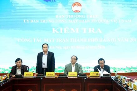 Đại hội MTTQ Việt Nam lần thứ IX: Đại hội của đổi mới